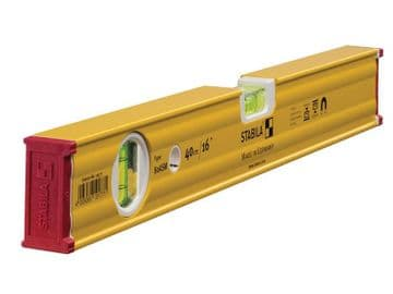 80 ASM Magnetic Spirit Level 2 Vial 19177 40cm